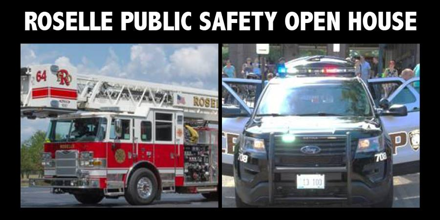 Pub Safety Open House