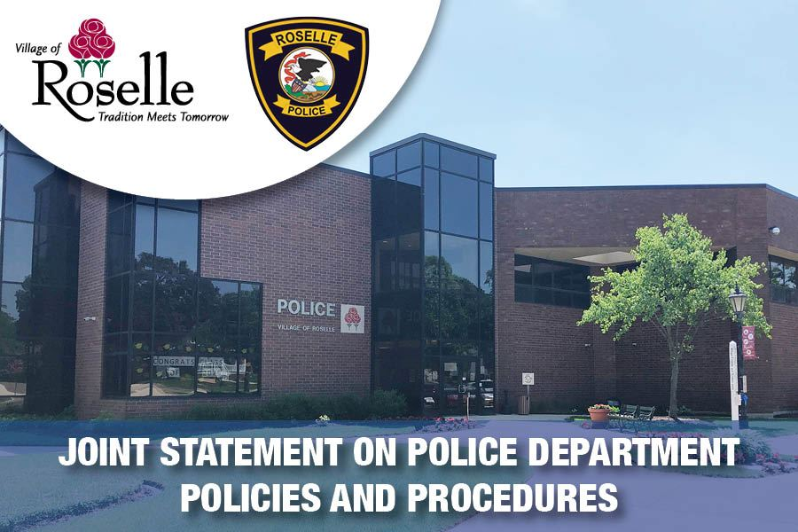 Police Department Policies and Practices