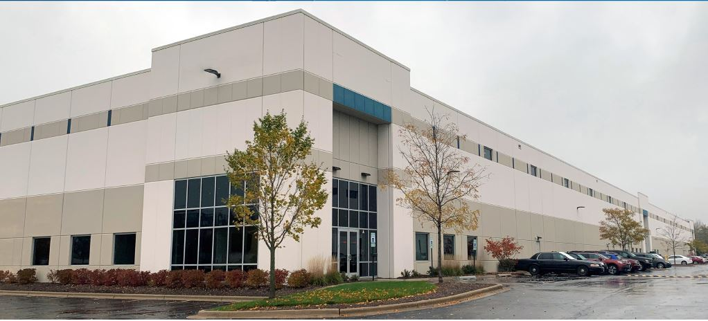 Turnberry Lakes Business Park