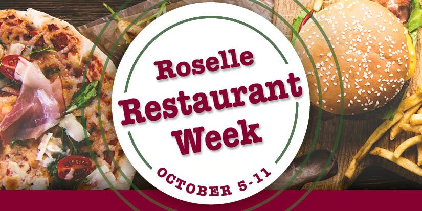 Restaurant Week Web Banner